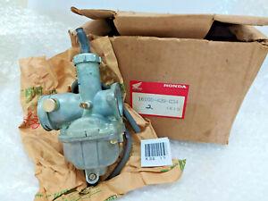 Genuine Honda CB100 CB125S GL100 GL125 CG125 SL100 CL XL125S Carburetor Assy NOS