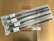 03-09 4Runner Belt Molding Weatherstrip (Full Set) Genuine Toyota (Fits: Toyota)