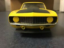 1/32 slot car Scalextric Custom 1969 Chevy Camaro Hot Rod SCCA Trans Am Modified