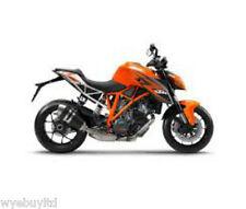 Da collezione paesi terzi 1190 KTM SUPERDUKE 2014 pressofusione Arancione Modello Moto Giocattolo Regalo 1:12