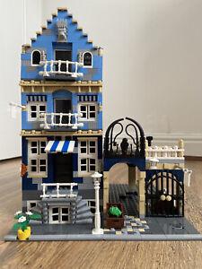 Lego 10190 Market Street Modular Building