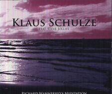 Richard Wahnfrieds Miditation - Klaus Schulze (2012, CD NEUF)