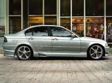 Coppia minigonne BMW SERIE 3 E46 Berlina 98->05 Tuning