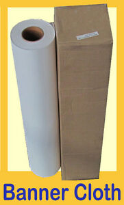 Inkjet Banner Cloth Roll for High resolution photo quality printing 640mm / 50m