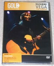 SUZANNE VEGA Gold Collection The Videos SOUTH AFRICA Cat#UMMDVD800 *SEALED*