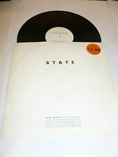 NEW ORDER - State Of The Nation - 1985 UK 12'' vinyl single
