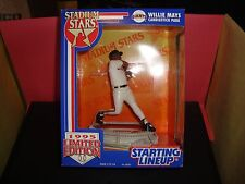 Willie Mays 1995 Starting Lineup Action Figure San Francisco Giants New Packaged