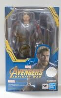 S.H.Figuarts AVENGERS INFINITY WAR THOR Action Figure PREMIUM BANDAI Japan NEW