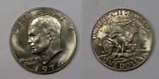 1974-P CuNi IKE DOLLARE SELECT TO GEM UNCIRCULATED CONDITION INV#433-75