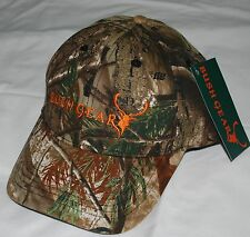 Bush Gear - Realtree Camo Cap