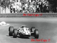 Pedro Rodriguez Lotus 33 Mexican Grand Prix 1966 Photograph 1