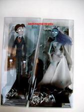 "2005 McFarlane Tim Burton Corpse Bride VICTOR & EMILY 12"" 2-Figure Doll Set Lot"