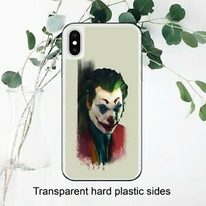Joker Movie 2019 Creepy Clown New Case Cover for iPhone Samsung Huawei Google