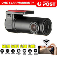 1080P WiFi Car DVR 170° FHD Lens Dash Cam Video Recorder Camera Cam APP
