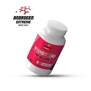 Androgen Extreme Twister WEIGHT LOSS EXTREME 60 PILLS  FAT BURNERS