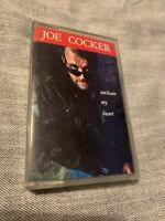 Audio Cassette Tape Joe Cocker: Unchain My Heart good condition free post