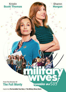 Military Wives (2019) DVD R0 PAL - Kristin Scott Thomas, British Musical Comedy