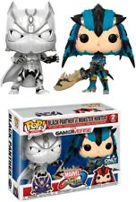 FUNKO POP 2-Pack Games Black Panther
