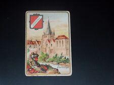 CHROMO - VILLES DE FRANCE - VERVINS - ANCIENNE - 1900/1910