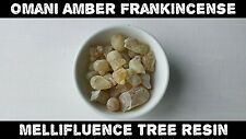 Omani Amber Frankincense - Fruity Citrus Scent - Natural Tree Resin Incense -25g