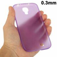 Custodia Protettiva Ultra Sottile 0,3mm Cellulare Cover Per Samsung Galaxy S4
