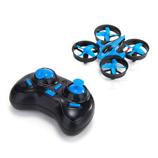 JJRC H36 MINI NANO 2.4G 4CH 6-Axis Gyro Headless Mode RC Quadcopter Drone Blue