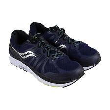 25121b6695 Saucony Echelon 6 con cordones para hombre Malla Azul Running Zapatos  Atléticos