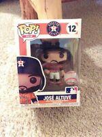 MLB funko pop Houston Astros Jose Altuve 12 vinyl figure baseball