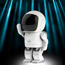 New 1080P 433MHZ Alarm Devices P2P Hidden Robot IP Camera Wireless Wifi Pan/Tilt