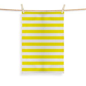 Colourful Stripe Print - Tea Towel [6 Colours]