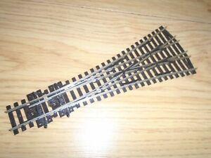Peco Nickel Silver Triple Y Point for Hornby OO Gauge Train Sets