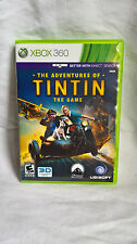 The Adventures of Tintin: The Game (Microsoft Xbox 360, 2011)
