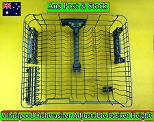 Whirlpool/Delonghi Dishwasher Spare Parts Adjustable Basket Height (S273) Used