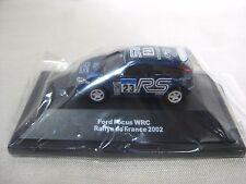 Ford Focus WRC Rallye de France 2002 1:87 Scale WRC Machine