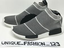 cfba6c1095ed7 adidas NMD City Sock Primeknit Boost NMD Cs1 PK UK 11 US 11.5 EU 46 White
