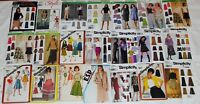 U PICK! Simplicity SKIRT or SKIRT TOP JACKET SUIT Sew Pattern  UC/FF All Sizes