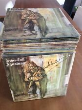 Jethro Tull Aqualung Mega Collection Of 88 LP's