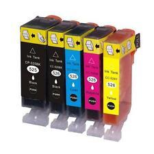 5 x Druckerpatronen für Canon Pixma MG6170 MG6250 MG8120 Wireless MG8150 MG8170