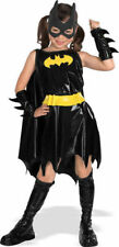 Morris Costumes Girls Batgirl Child Large Shiny Look Dress 12-14. RU82313LG