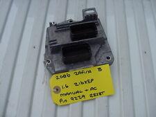 FCCY 12230740 RESET VAUXHALL ZAFIRA 1.6 ECU OPEL Z16XEP MT35E 1.0 ECM MK5 ASTRA
