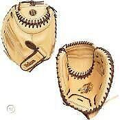 "New Nokona Fast Pitch Catchers Mitt TNCMFP Frontier Series RHT 32"" Glove"
