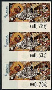 Etiquetas adhesivas ATMs sellos Tengo que pintarlo Melendez  Sammer Gallery