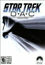 Star Trek: DAC (Windows/Mac Video Game) NEW Unopened in Original Wrapping +++++