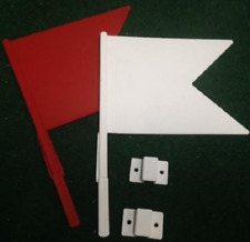 FLG2- Jump Flags For Horse Jumps (10 Sets)