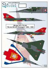 """Syhart 1/48 Dassault Mirage IVP n""""23 AV # 48092"""