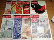 British Philatelic Bulletin – Vol 39 – Jan.2001 - Sep .2001
