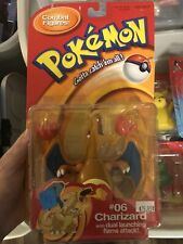 Pokemon Vintage Sealed Hasbro Toys - Charizard