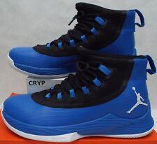 Neu Herren 10.5 Nike Jordan Ultra Fliege 2 Königsblau Soar Blau Schwarz Schuhe