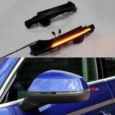 For Audi Q7 4M 2016+ Q5 FY Dynamic Turn Signal Light Side Wing Mirror Indicator