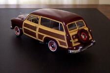 New ListingFranklin Mint 1/24 Scale 1949 Ford Woody
